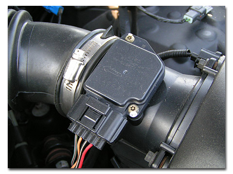 Air flow Sensor Cleaner